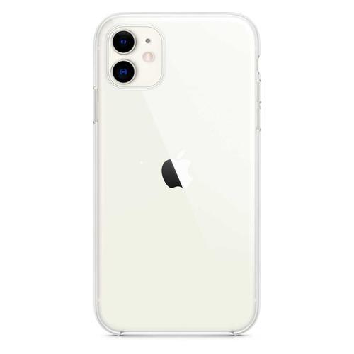 Чехол (клип-кейс) APPLE Clear Case, для Apple iPhone 11, прозрачный [mwvg2zm/a]