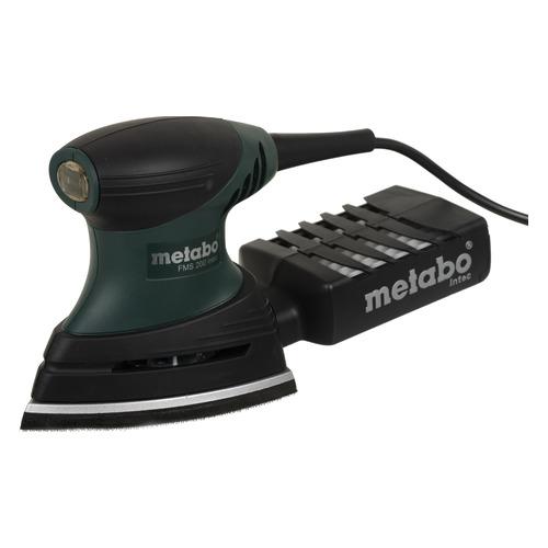 Дельташлифмашина METABO FMS 200 Intec [600065500]