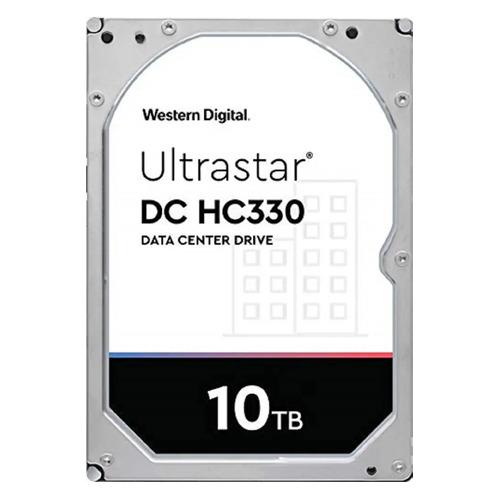 Жесткий диск WD Ultrastar DC HC330 WUS721010ALE6L4, 10ТБ, HDD, SATA III, 3.5