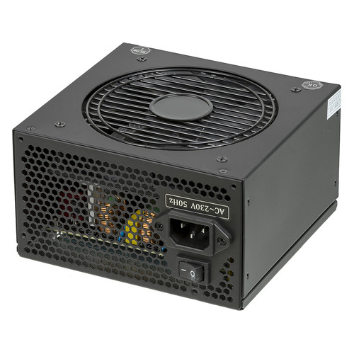 Блок питания FORMULA Formula-AP600-80, 600Вт, 120мм, черный, retail 1stplayer black widow 500w active pfc high performance atx power supply 80 plus bronze certified full modular