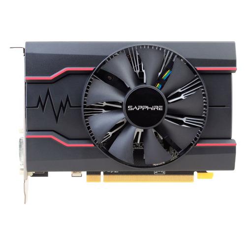 Видеокарта SAPPHIRE AMD Radeon RX 550 , 11268-06-20G RX 550 2G OC, 2Гб, GDDR5, Ret видеокарта sapphire 11257 10 20g rx 460 2g oc