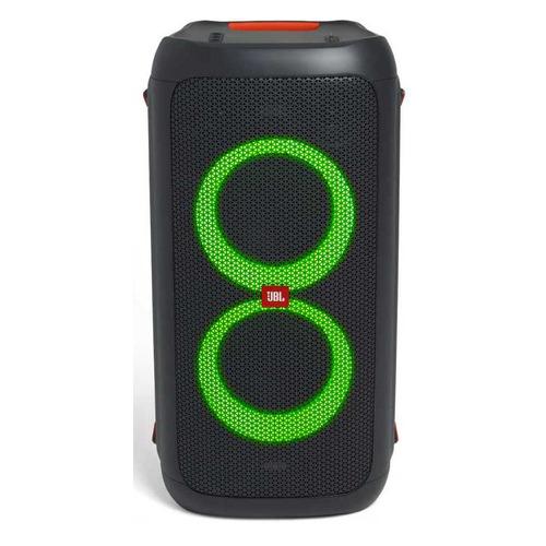 Колонка порт. JBL Party Box 100 черный 160W 1.0 BT/USB 2500mAh (JBLPARTYBOX100RU)