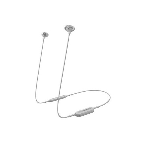Наушники с микрофоном PANASONIC RP-NJ310BGE, Bluetooth, вкладыши, белый [rp-nj310bgew] цена