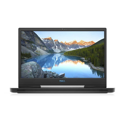 Ноутбук DELL G5 5590, 15.6, IPS, Intel Core i7 9750H 2.6ГГц, 8Гб, 1000Гб, 256Гб SSD, nVidia GeForce GTX 1660 Ti MAX Q - 6144 Мб, Linux, G515-8504, черный ноутбук dell g3 3590 g315 6875 intel core i7 9750h 2 6ghz 8192mb 1000gb 256gb ssd nvidia geforce gtx 1660 ti max q 6144mb wi fi bluetooth cam 15 6 1920x1080 linux