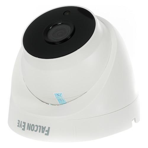 Видеокамера IP FALCON EYE FE-IPC-DP2e-30p, 1080p, 2.8 мм, белый ip камера falcon eye fe ipc bp2e 30p