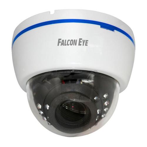 Видеокамера IP FALCON EYE FE-IPC-DPV2-30pa, 1080p, 2.8 - 12 мм, белый цена 2017