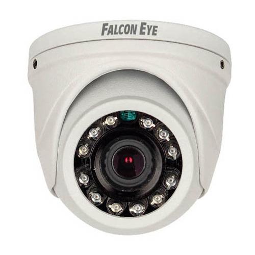 Камера видеонаблюдения FALCON EYE FE-MHD-D2-10, 1080p, 2.8 мм, белый  - купить со скидкой