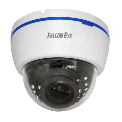Камера видеонаблюдения FALCON EYE FE-MHD-DPV2-30, 1080p, 2.8 - 12 мм, белый камера видеонаблюдения falcon eye fe d80c 3 6 мм белый