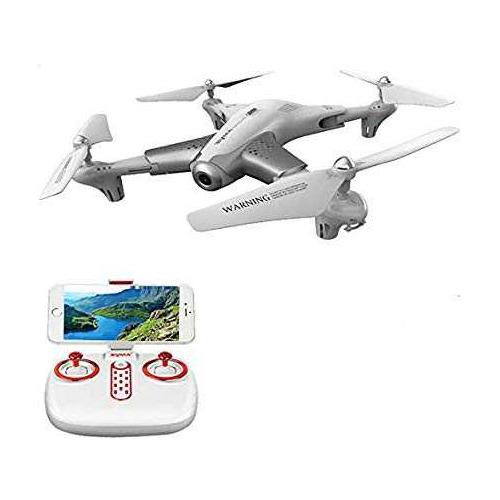 Квадрокоптер SYMA Z3 с камерой, белый, код
