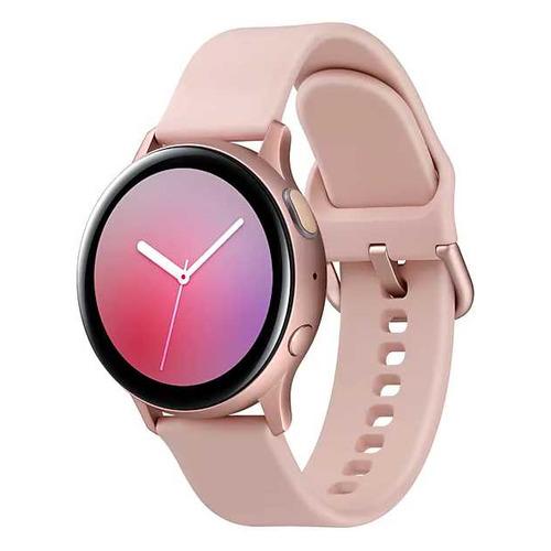 Смарт-часы SAMSUNG Galaxy Watch Active2, 40мм, 1.2, ваниль / ваниль [sm-r830nzdaser] смарт часы samsung galaxy watch active2 40мм 1 2 super amoled черный sm r830nzkaser