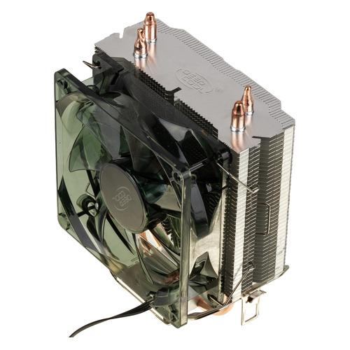 Устройство охлаждения(кулер) DEEPCOOL GAMMAXX 200 V2, 92мм, Ret