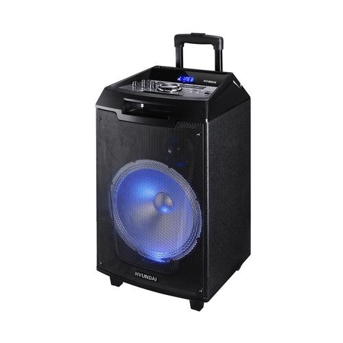 цена на Музыкальный центр HYUNDAI H-MC260, черный
