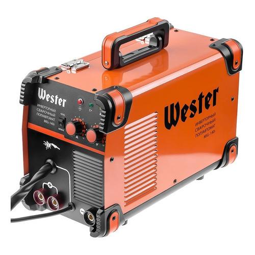 Сварочный аппарат инвертор WESTER MIG-140i [486278]