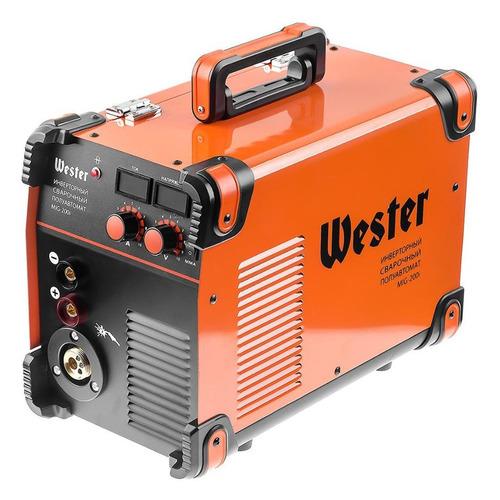 Сварочный аппарат инвертор WESTER MIG-200i [486281] стоимость