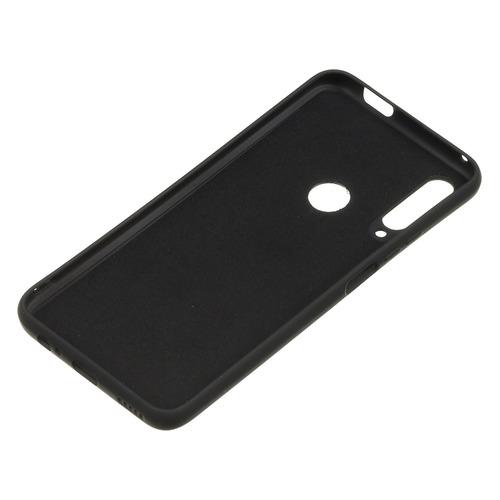 Чехол (клип-кейс) GRESSO Smart Slim, для Honor 9X Premium, черный [gr17sms061] клип кейс gresso honor 8x пластик black