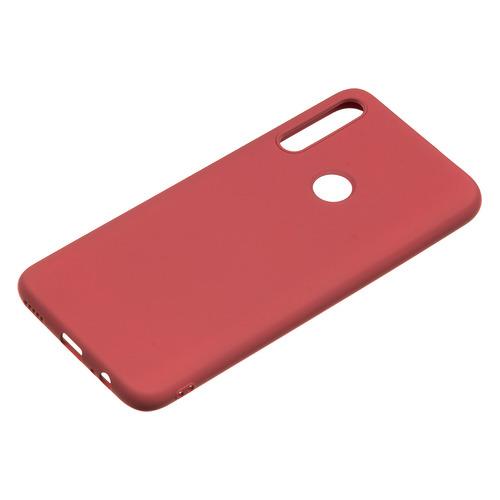 Чехол (клип-кейс) GRESSO Smart Slim, для Honor 9X, красный [gr17sms032] клип кейс gresso honor 8x пластик black