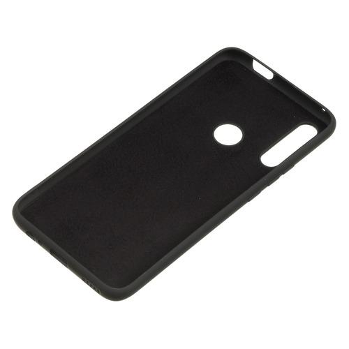 Чехол (клип-кейс) GRESSO Smart Slim, для Honor 9X, черный [gr17sms033] клип кейс gresso honor 8x пластик black