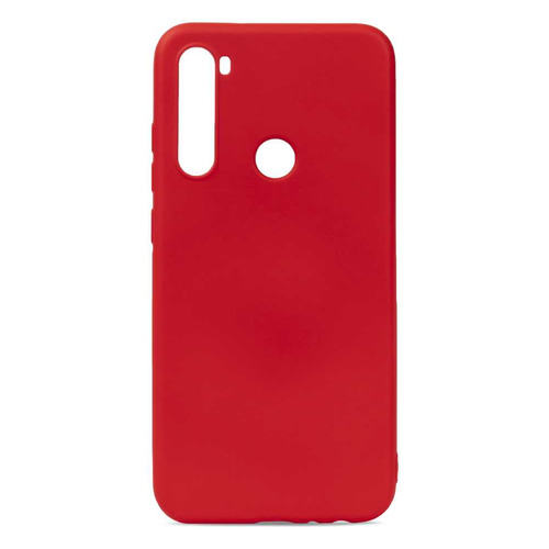 Чехол (клип-кейс) GRESSO Smart Slim, для Xiaomi Redmi Note 8, красный [gr17sms028]