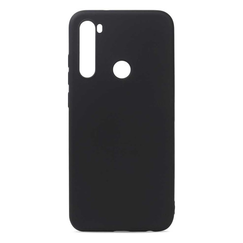 Чехол (клип-кейс) GRESSO Smart Slim, для Xiaomi Redmi Note 8, черный [gr17sms029]