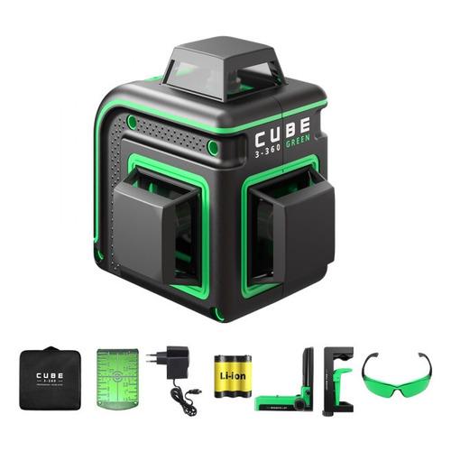 Фото - Лазерный уровень ADA Cube 3-360 GREEN Home Еdition [а00566] лазерный уровень ada cube 3 360 green home edition