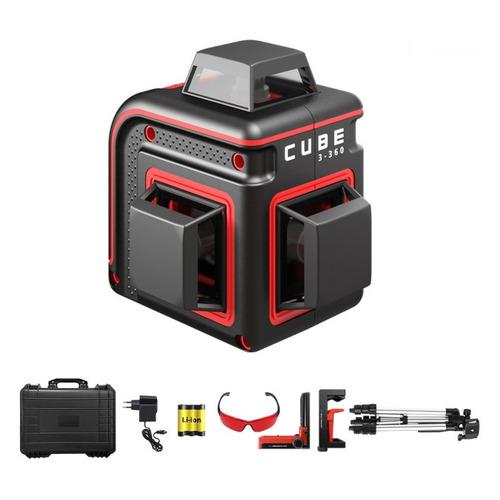 Лазерный нивелир ADA Cube 3-360 Ultimate Edition [а00568]