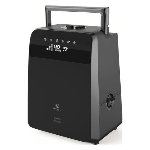Увлажнитель воздуха ROYAL CLIMA RUH-G450/5.5E-BL, 5.5л, черный
