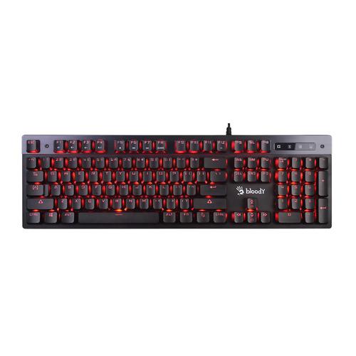 лучшая цена Клавиатура A4 Bloody B500, USB, черный