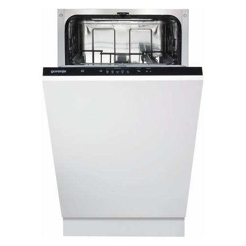 Посудомоечная машина Gorenje GV55210 компактная белый GORENJE