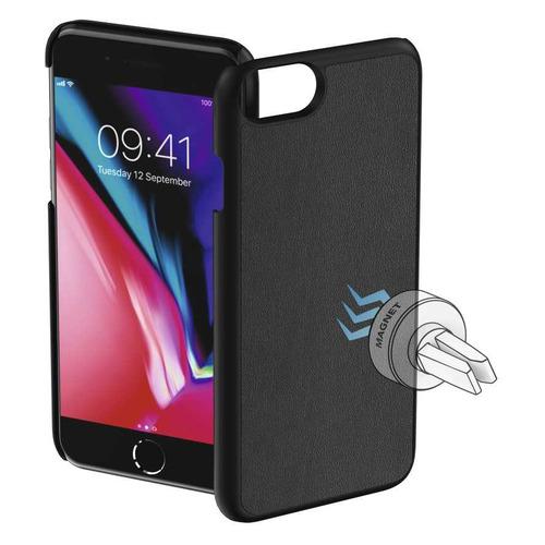 Чехол (клип-кейс) HAMA Magnet, для Apple iPhone 6/6s/7/8, черный [00185165] hama для apple iphone 6 edge