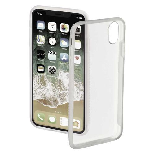 Чехол (клип-кейс) HAMA Frame, для Apple iPhone XR, прозрачный [00185750] hama для apple iphone 6 edge