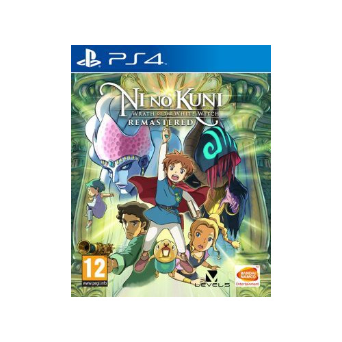 Игра PLAYSTATION Ni no Kuni: Гнев Белой ведьмы – Remastered, RUS (субтитры) цена