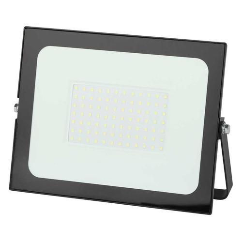 Фото - Прожектор уличный ЭРА LPR-021-0-65K-100, 100Вт [б0043566] светодиодный прожектор эра lpr 30 6500k m smd б0017301