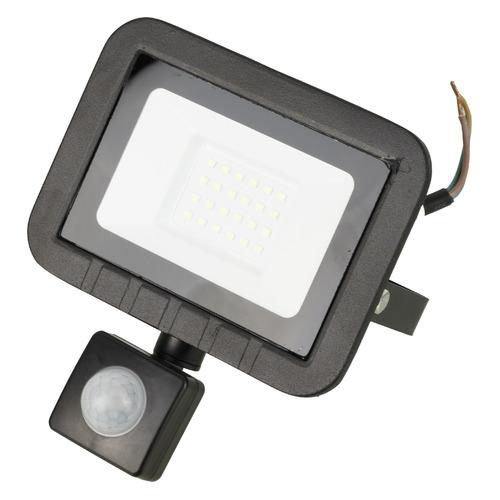 Прожектор уличный ЭРА LPR-041-2-65K-030, 30Вт, с датчиком движения [б0043586]
