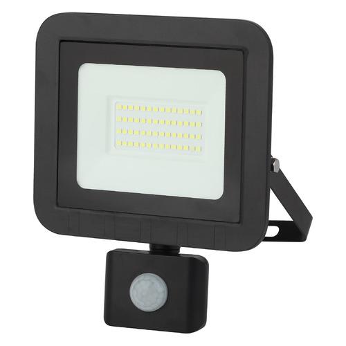 Прожектор уличный ЭРА LPR-041-2-65K-050, 50Вт, с датчиком движения [б0043587]
