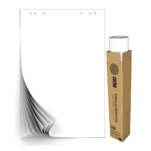 Фото - Блок бумаги для флипчартов Cactus CS-PFC20S-5 клетка 20лист. (упак.:5шт) петерсон людмила георгиевна грушевская лилия аркадьевна построй свою математику блок тетрадь эталонов для 5 класса