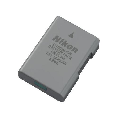 Батарея Nikon EN-EL14a 1230мАч 7.2В
