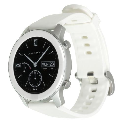 Смарт-часы APPLE Watch Series 4 Nike+, 40мм, серебристый / белый [mu7f2/a] APPLE