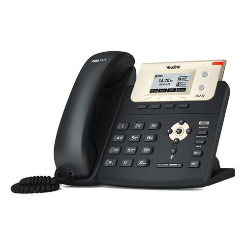 SIP телефон YEALINK SIP-T21P E2 [sip-t21p e2 without psu] sip телефон yealink sip t21 e2