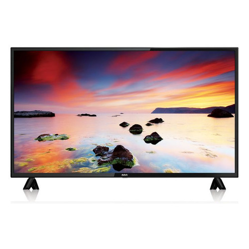 Фото - LED телевизор BBK 40LEX-7143/FTS2C FULL HD телевизор bbk 40lem 1027 fts2c led 40 black 16 9 1920x1080 5 000 1 250 кд м2 usb hdmi vga dvb t t2 c