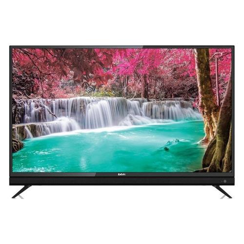 Фото - Телевизор BBK 43LEX-8161/UTS2C, 43, Ultra HD 4K bbk 43lex 7274 fts2c 43 черный
