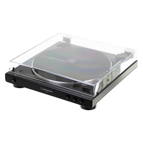 Проигрыватель винила Audio-Technica AT-LP60XBT полностью автоматический черный