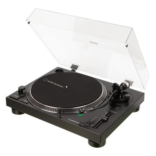 Фото - Проигрыватель винила Audio-Technica AT-LP120XUSB ручной черный виниловый проигрыватель audio technica at lpw50pb