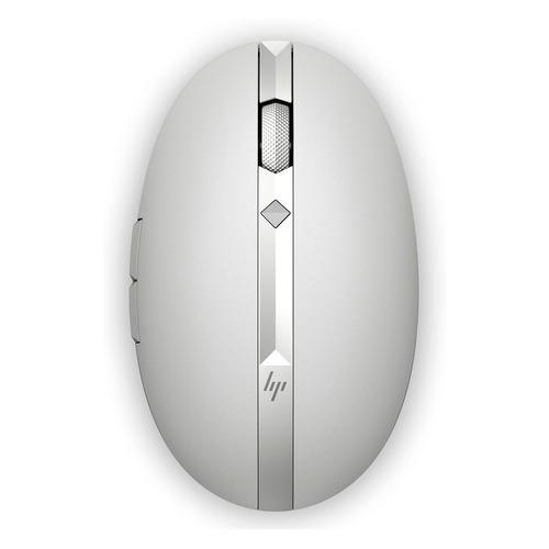 Мышь HP Spectre Rechargeable 700, оптическая, беспроводная, USB, белый [4yh33aa]