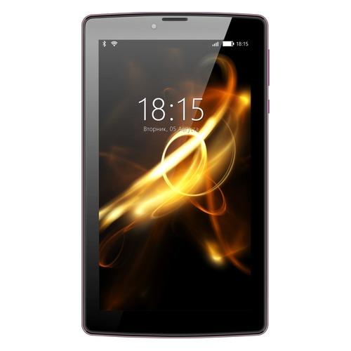 Планшет BQ 7083G Light, 1GB, 8GB, 3G, Android 7.0 фиолетовый [85954709]
