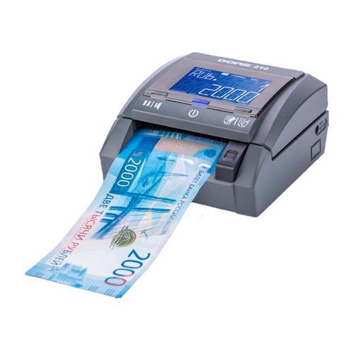 Детектор банкнот PRO 4 LED Т-06822 просмотровый мультивалюта PRO