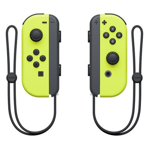 Набор аксессуаров NINTENDO Joy-Con, для Nintendo Switch, желтый неоновый