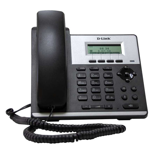 IP телефон D-LINK DPH-120SE/F2A D-LINK