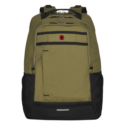 Рюкзак Wenger Crinio зеленый 606483 34x45x24см 24л. цена и фото