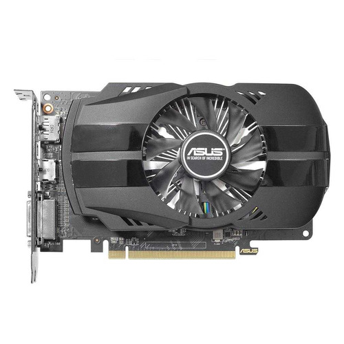 Видеокарта ASUS AMD Radeon RX 550 , PH-RX550-4G-M7, 4Гб, GDDR5, Ret ASUS