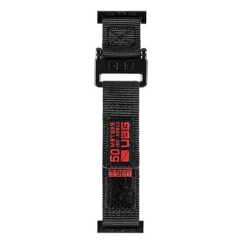 Ремешок UAG Актив 19149A114040 для Apple Watch Series 3/4/5 черный цены
